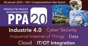 Productie Proces Automatisering EVENT – 28 januari 2020, Den Bosch