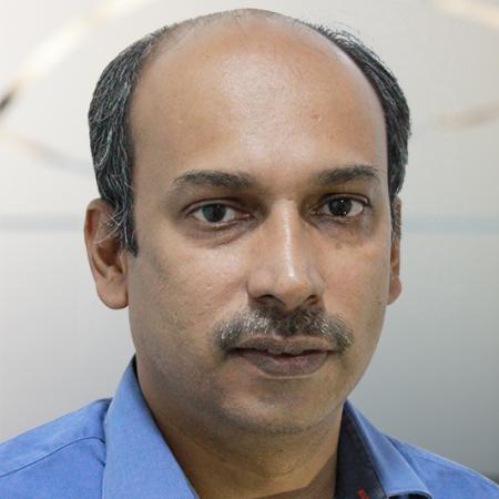 Saji Antony executive team
